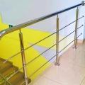 Лестничное ограждение лестничного коридора