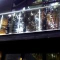 ограждение балкона стекло